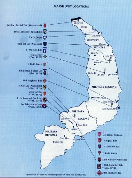 Viet Nam Map Units Map Units on